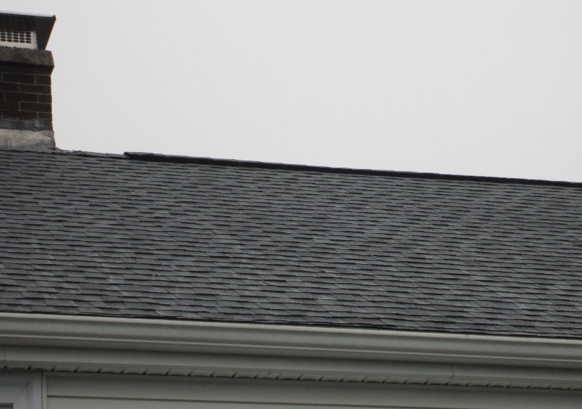 Vented Drip Edge Installed Instead Of The Edge Vent