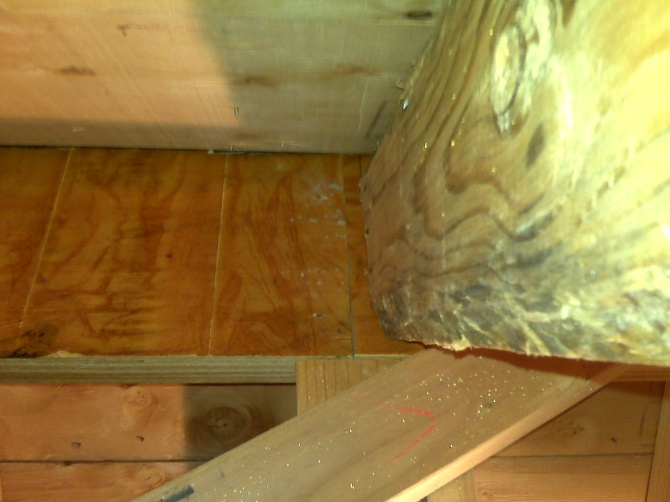 Ridge beam end to end connection..sagging?-roof2.jpg