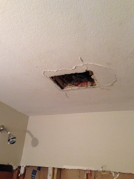How Should I Proceed With This Plaster Ceiling Drywall