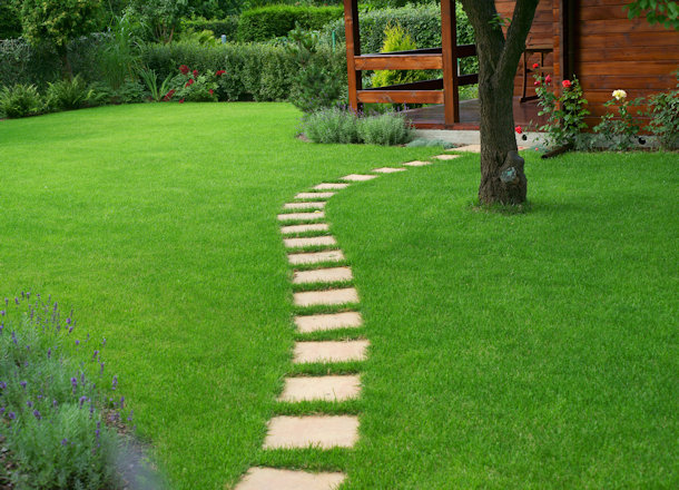 Regrading Your Yard to Increase Water Run-Off