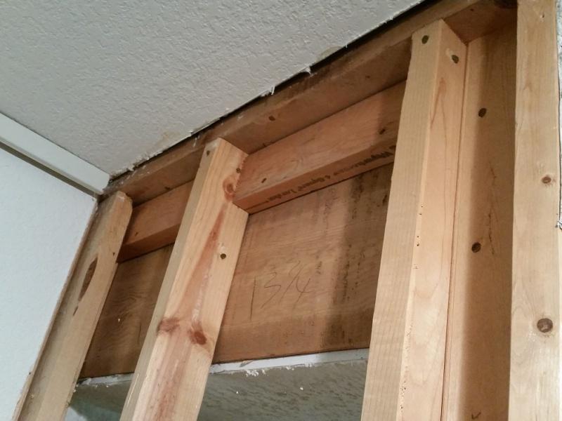 Re Framing Open Corner Closet S Outside