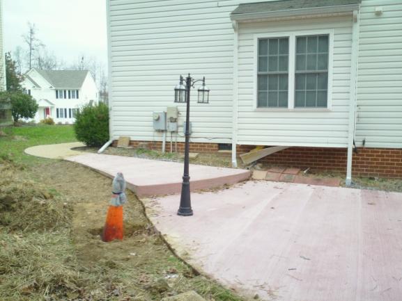 Installing underground drainage for gutters-sam_1010.jpg