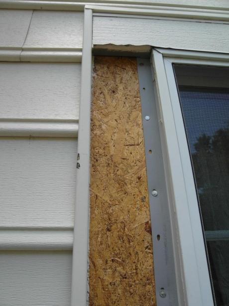 No Flashing On Andersen Windows Windows And Doors Diy