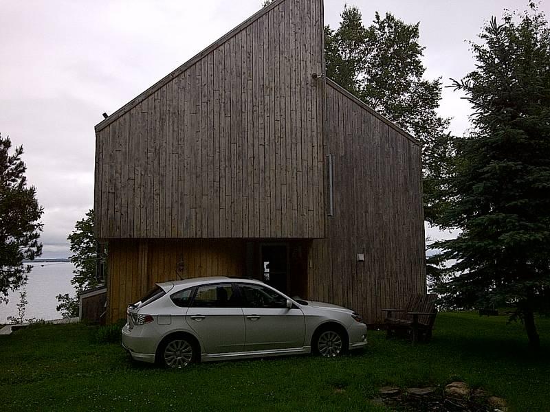 Cedar siding problem - Varnish flaking off - need solution-sanded.jpg