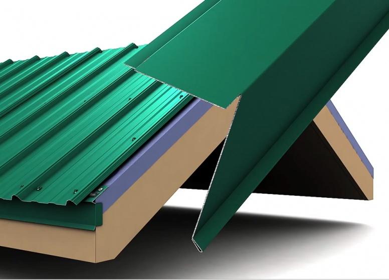 Metal Roof Rake Edge Installation Roofing Siding Diy