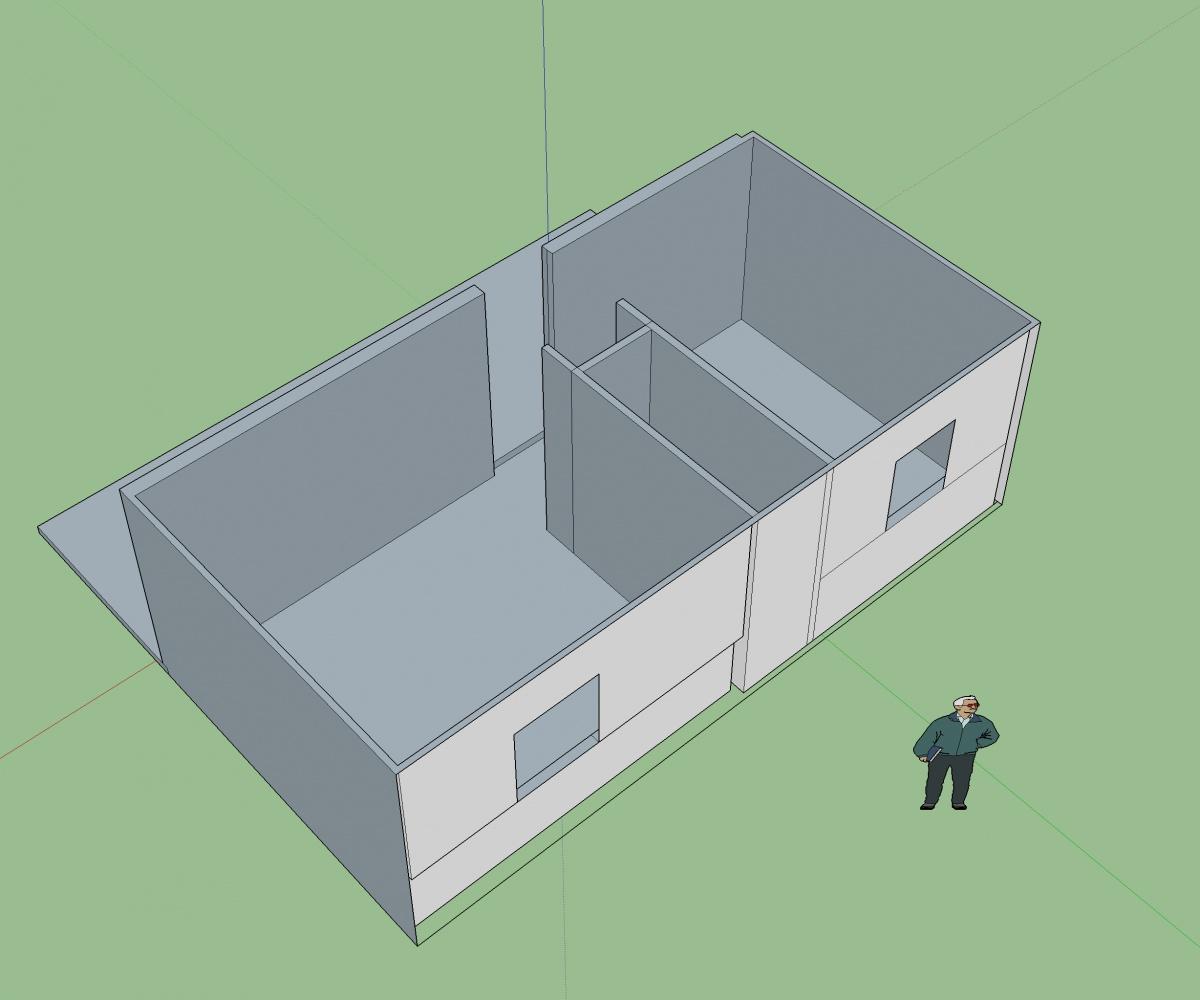Install Basement Subfloor On Concrete Raised To Match