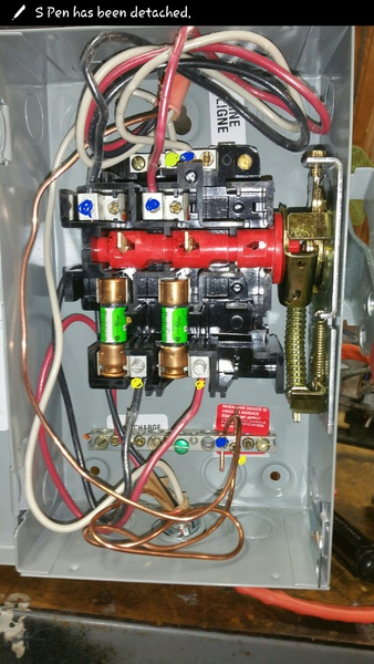 Putting In A 220v Switch Correctly ? - Electrical - DIY Chatroom ...