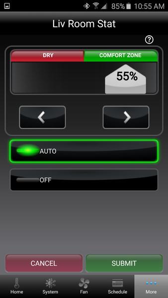 New Zen Thermostat - Byping Honeywell EIM   Wiring Help ... Installing Zen Thermostat on