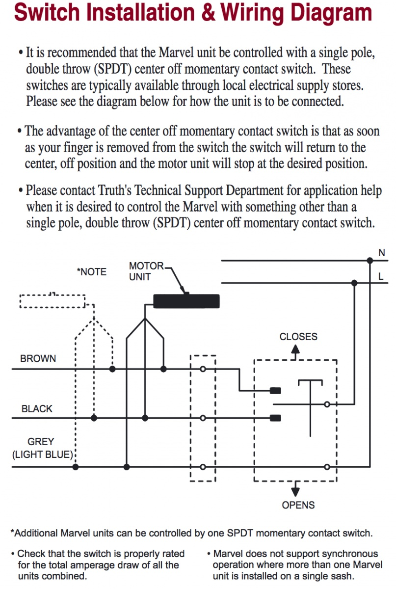 Skylight Wiring Sjt 16 3 Cable Electrical Diy Chatroom Home Momentary Contact Switch Diagram Screenshot 99