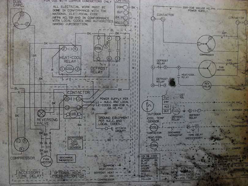 grandaire heat pump wiring diagram grandaire wiring diagrams