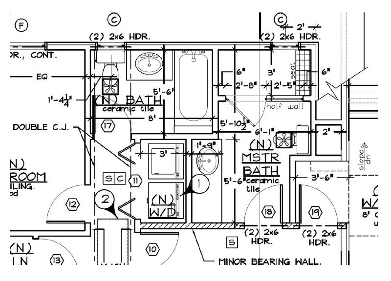 plumbing second floor addition help - plumbing