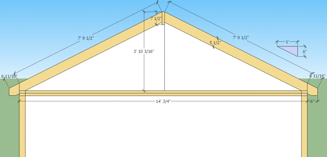 Deck Construction additionally Hex390 likewise Rafter Cuts Etc 79019 besides Soffits Up Close as well Bearing Wall. on framing diagram for house