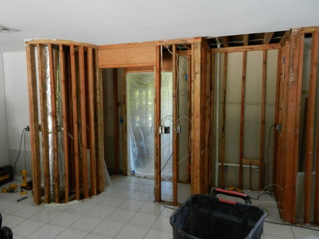 Wall removal, ceiling joist issue.-sheetrock-removed.jpg