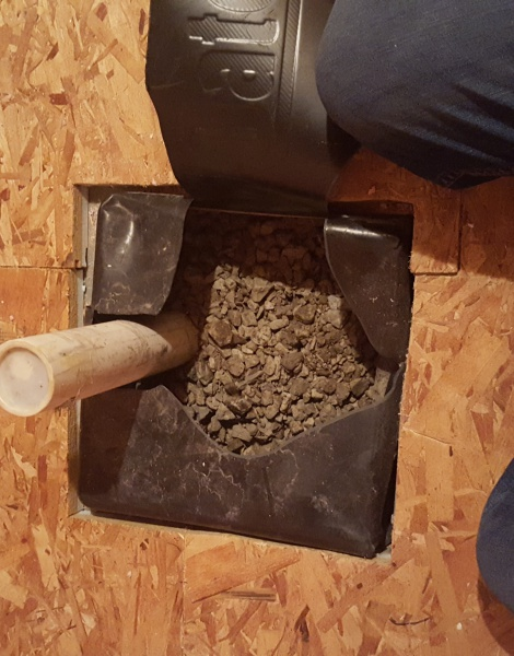 Bat Shower Drain Rough In Ion Plumbing Diy Home