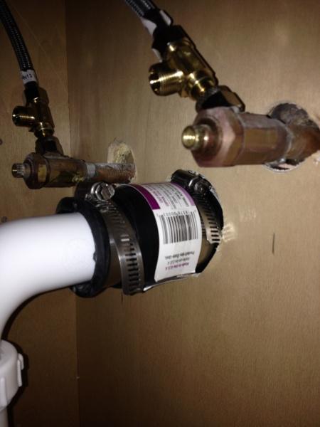 [ IMG] ... & drain pipe 1-1/2
