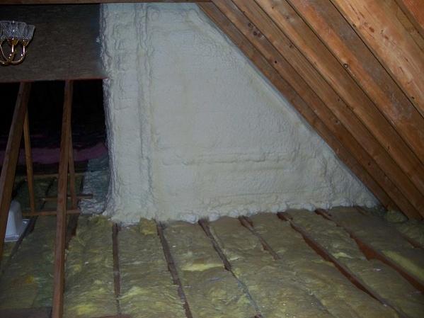 Diy spray foam for walls