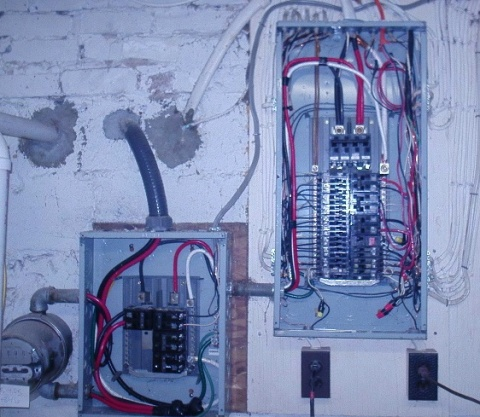 Nuetral from feeder cable to main panel question electrical diy nuetral from feeder cable to main panel question siemens150 amp main keyboard keysfo Choice Image