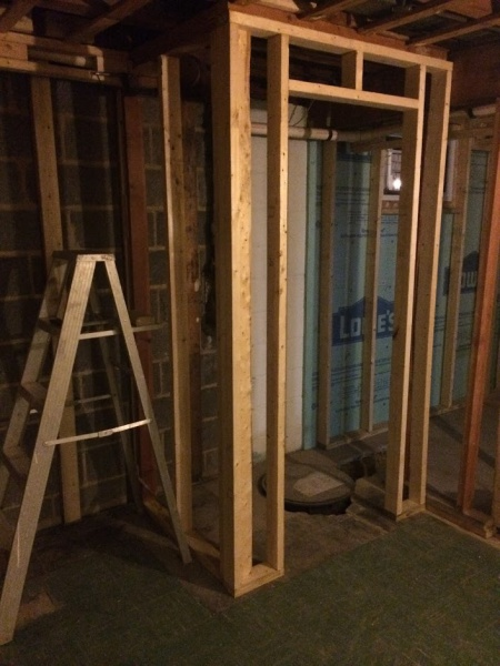 Basement non-bearing door framing question-single-stud.jpg & Basement Non-bearing Door Framing Question - Building u0026 Construction ...