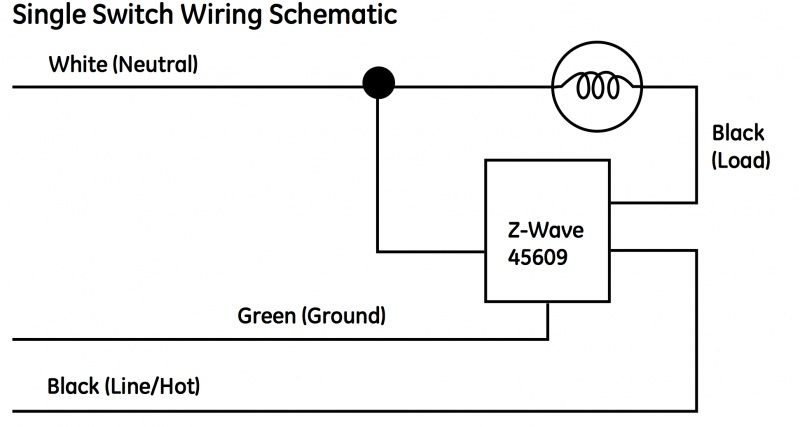 simple wiring question on light switch electrical diy chatroom single light switch wiring diagram simple wiring question on light switch singleswitchschematic jpg