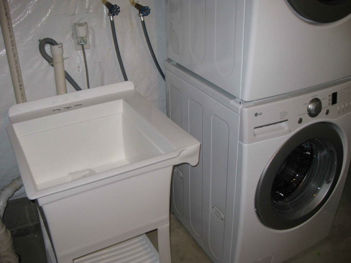 Sink Hook Up Washer And Dryer - Sink Ideas