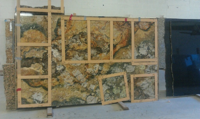 Should I Accept This Granite Installation Kitchen