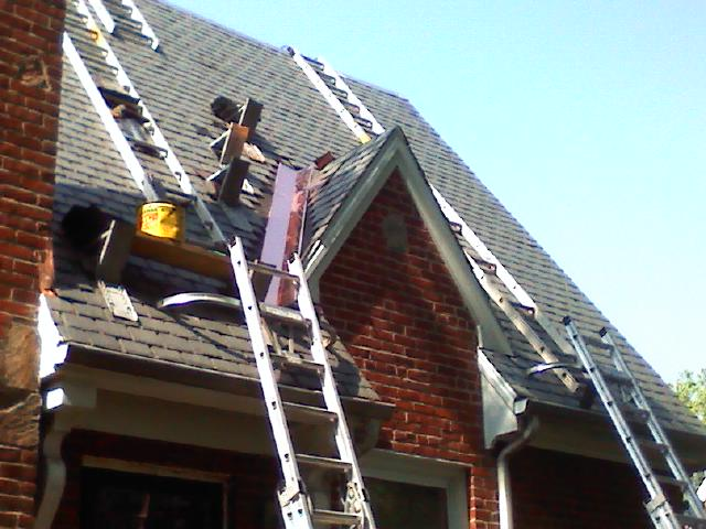 Should this roof edge be extended?-slate-valley-work.jpg
