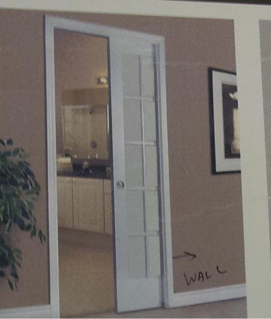 Pocket Door Alternative thinnest possible electrical box? or alternatives? - electrical