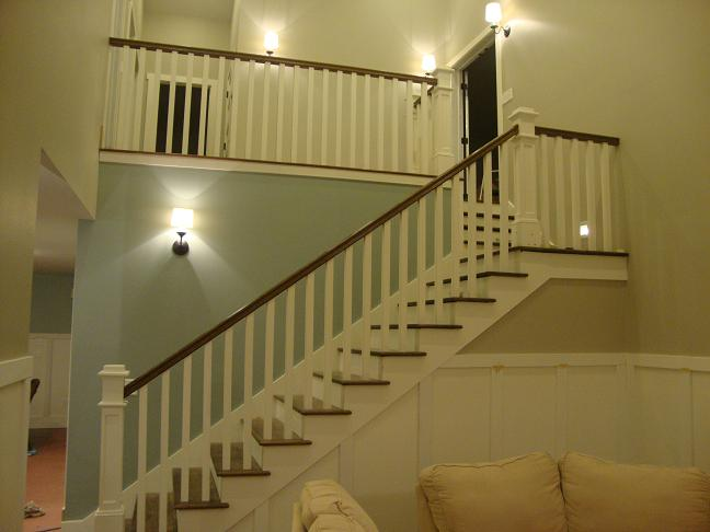 Awesome Stairway Railing Help Smallerstairs
