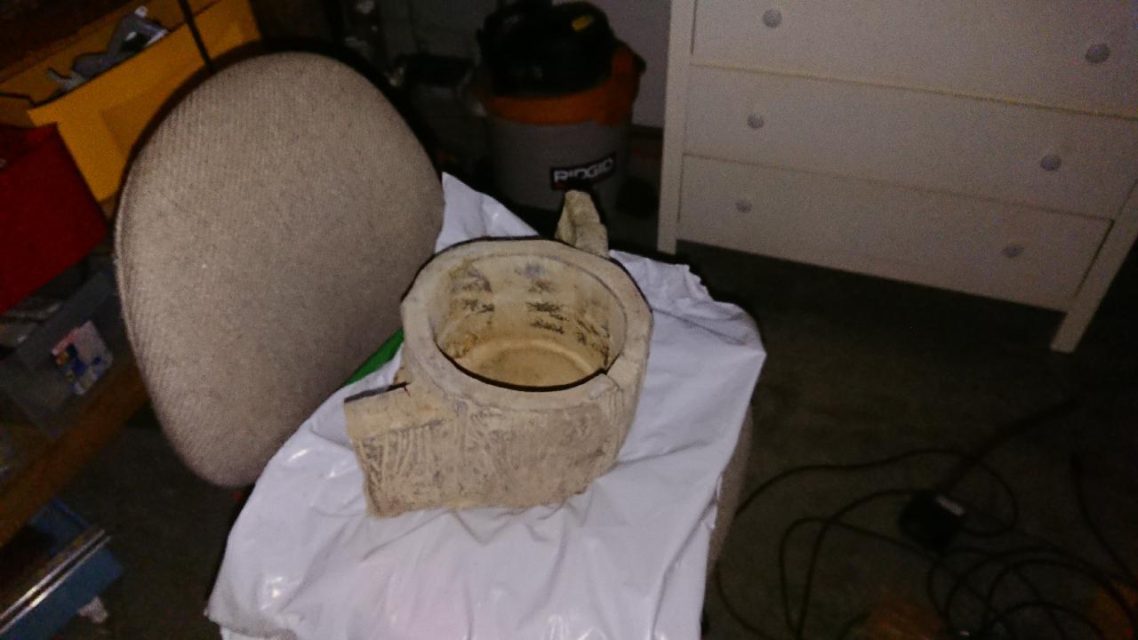 Patching A Concrete Fountain - Concrete, Stone & Masonry - DIY
