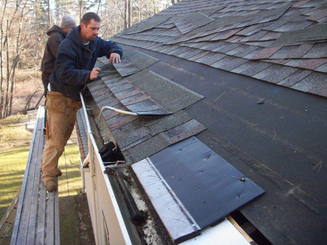 Smartvent With Ice Dams And Mold Roofing Siding Diy