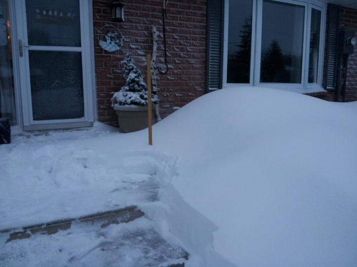 Winter is winding down----snow1.jpg