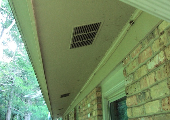 Patch vent holes while reroofing?-soffit-vents.jpg