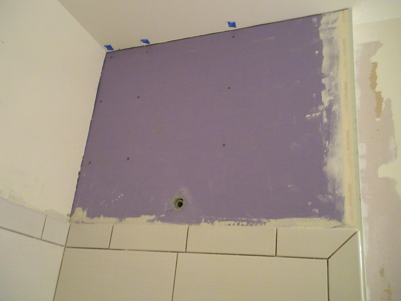 Bathroom Paint Purple Board Some Old New 001a