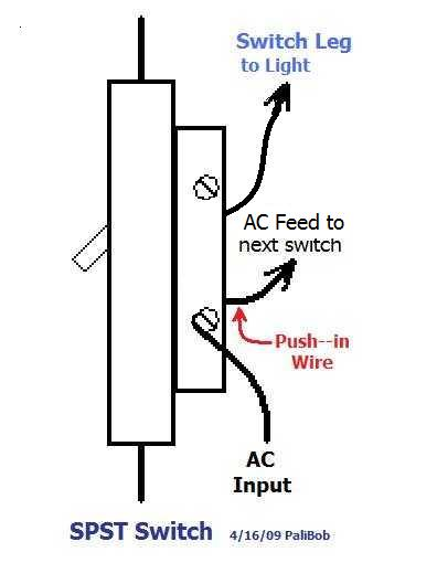 [SCHEMATICS_48DE]  Replacing Light Switch In Series Wired Home - Help! - Electrical - DIY  Chatroom Home Improvement Forum | Light Switch Wiring Ac |  | DIY Chatroom