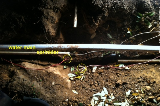 How to mend underground sprinkler electrical wire-sprinkler.jpg
