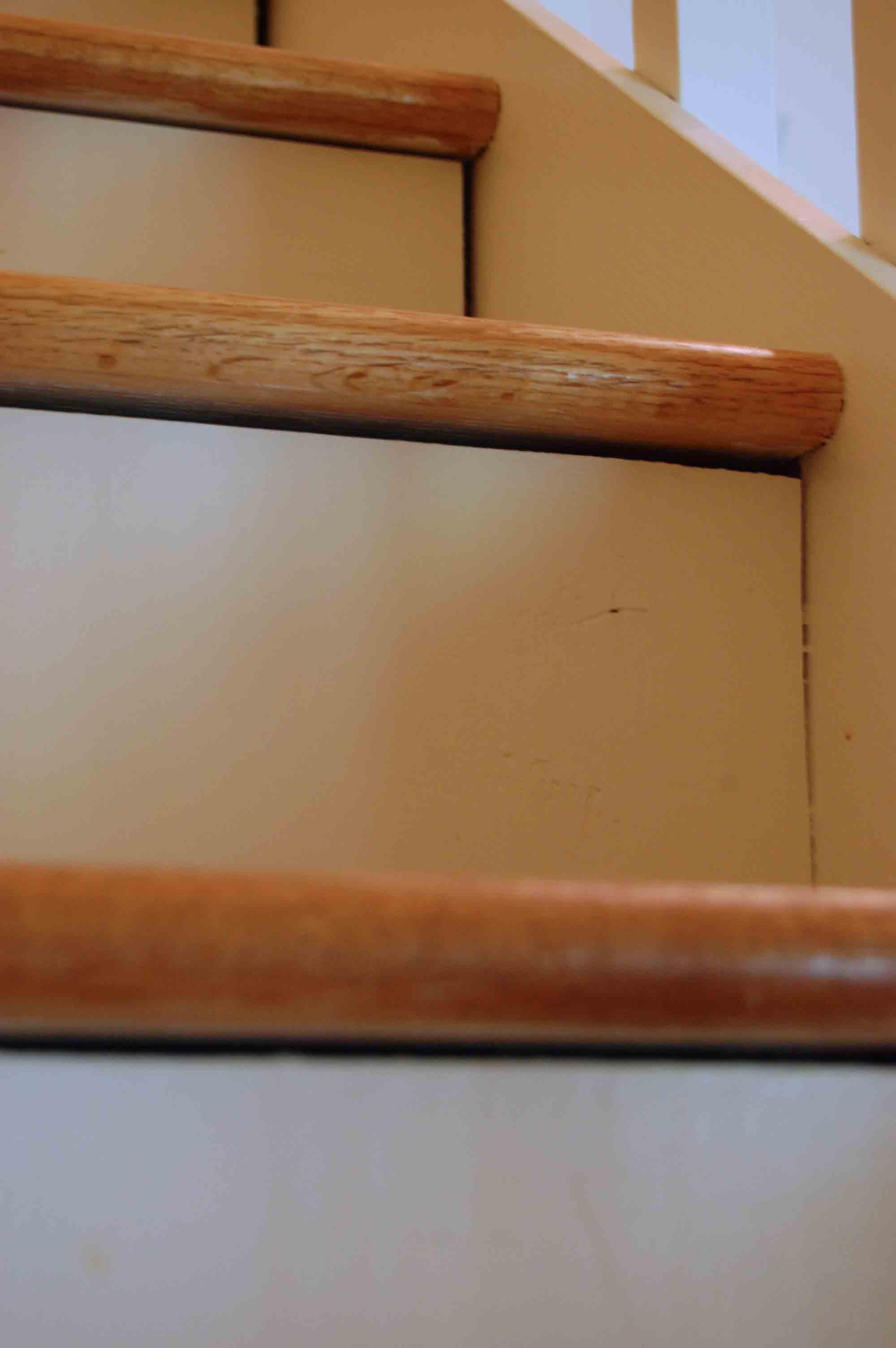 ... Fix Gaps In Stairs Stair Gap3 Diy