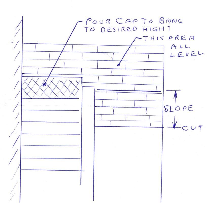 Pavers and adjacent cement walk not even-stair-landing.jpg