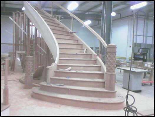 Curved Stairs Stair_004 ...