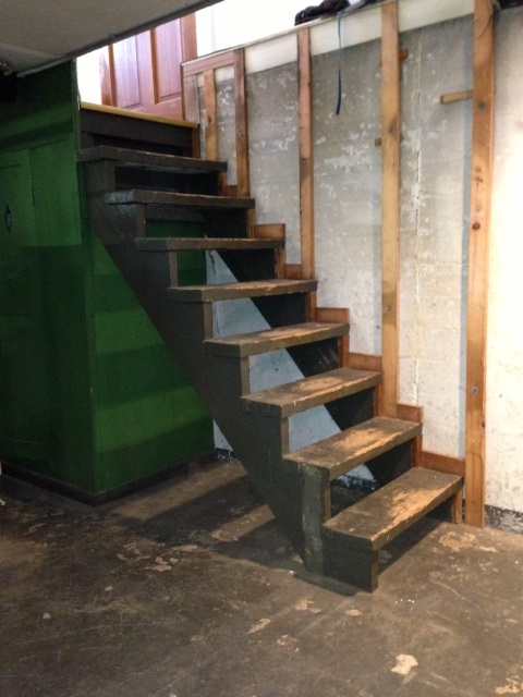 Basement Bath Remodel-stairs-old.jpg