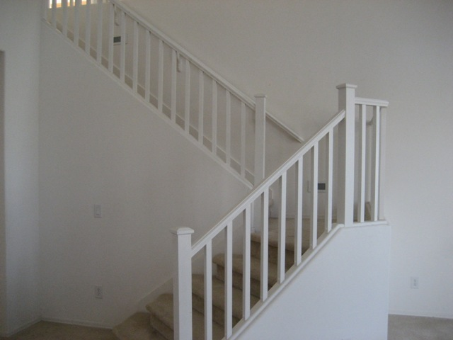 Paint Choices For Wooden Staircase Railing Stairs2
