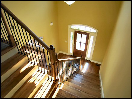 Little Giant Ladder For Staircase Painting Stairwell Jpg