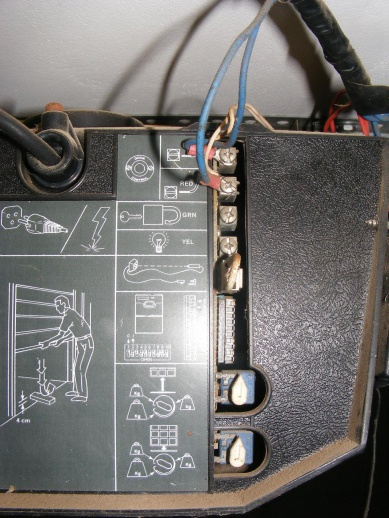 Receiver For Garage Door Opener Electrical Diy
