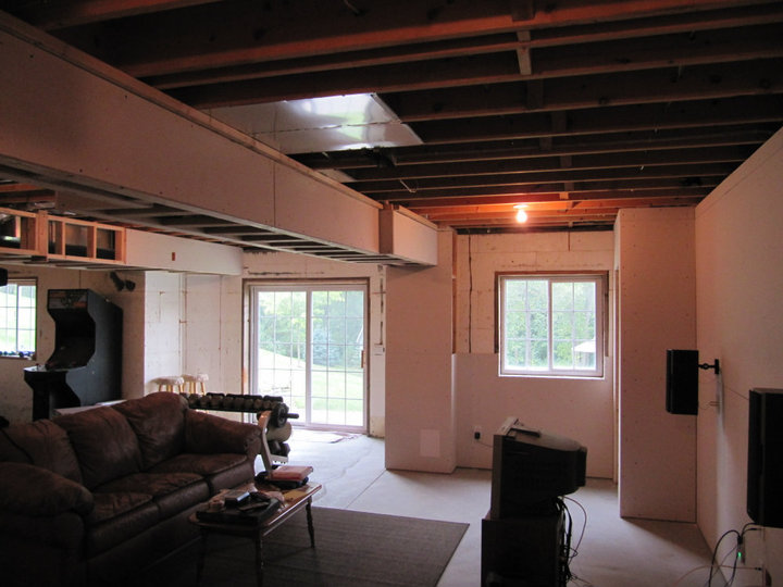 Finishing Basement and need a review of the plans-startingdrywall.jpg
