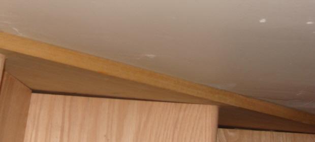 Small Gaps Between Tread Amp Skirt Board Carpentry Diy