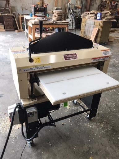 One man's trash is another man's woodwork supply-steve-big-planer-ll-9-29-19.jpg
