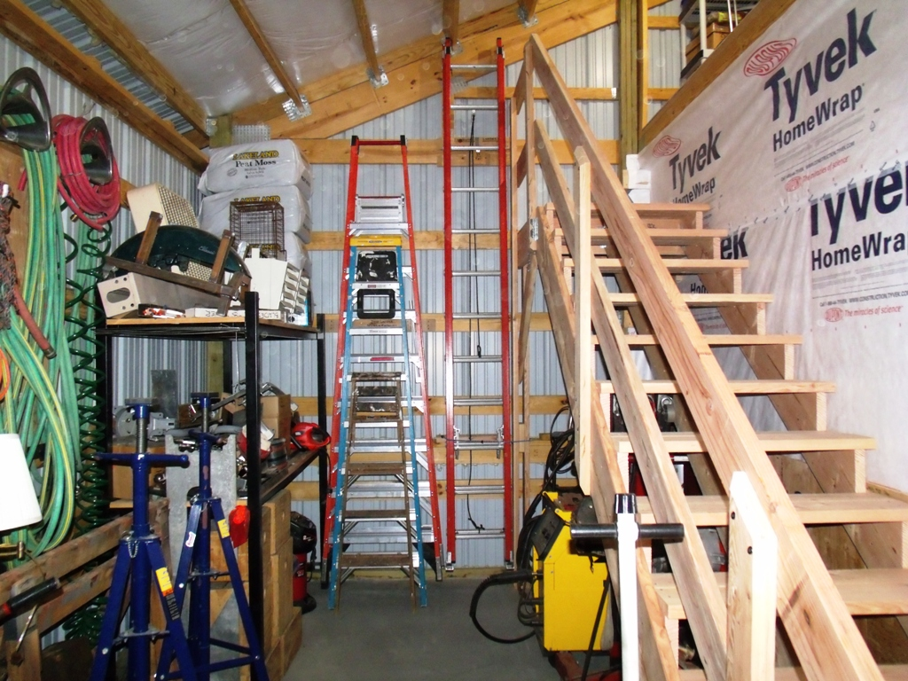 Projects To Organize Home?-storage-area-north-wall-ladders.jpg