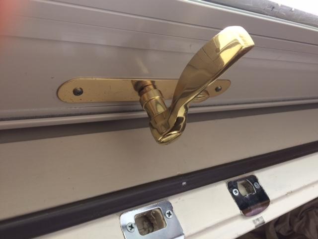 Need a Low Profile Storm Door Handle-storm-door-handle-photo. & Need A Low Profile Storm Door Handle - Windows and Doors - DIY ...