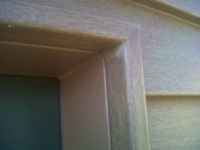 Istalling A Storm Door With J Channel Instead Of Brickmold