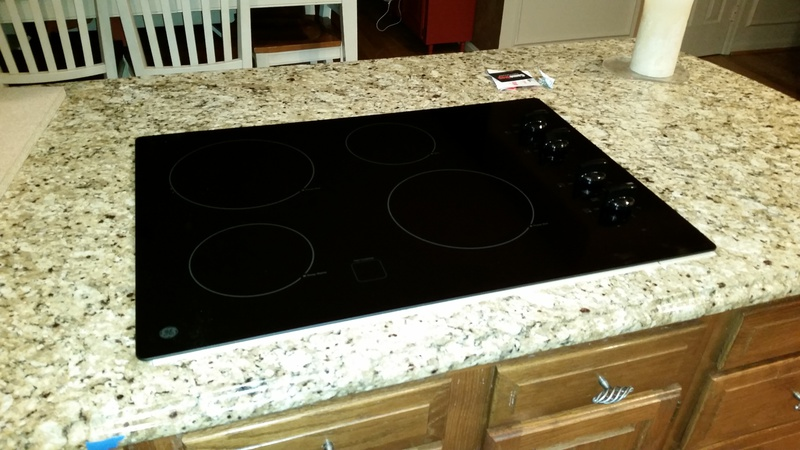 Diy Trim Kit For Cooktop Stove1 Jpg