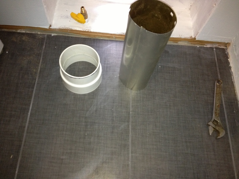 First Floor Laundry Dryer Vent Planning Stucco 011 Jpg